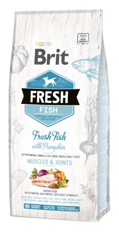 Brit® Fresh Fish - Muscles & Joints